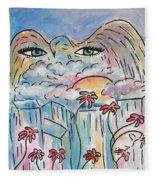 Lucid Dream Fleece Blanket