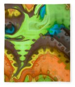 Lucid Dreaming Fleece Blanket