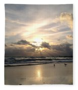 Luminance Fleece Blanket