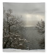 Luminescence Fleece Blanket