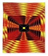 Luminous Energy 12 Fleece Blanket