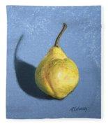 Lumpy Pear Fleece Blanket