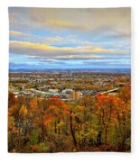 Lv Autumn Fleece Blanket