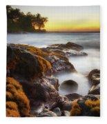 Lyman's Sunset Fleece Blanket