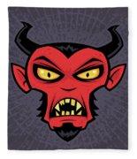 Mad Devil Fleece Blanket