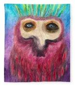 Mad King Fleece Blanket