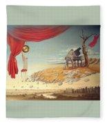 Mad Regal Fleece Blanket