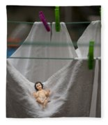 Made In China Baby Jesus Fleece Blanket
