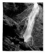 Madison Creek Falls Three Fleece Blanket