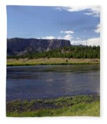 Madison River Valley Fleece Blanket