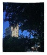 Madison Square Park Fleece Blanket