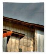 Madsen Grain Co Elevator Fleece Blanket