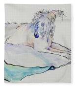 Maevis Fleece Blanket