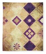 Magic Carpet Ride Fleece Blanket