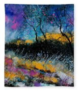 Magic Morning Light Fleece Blanket