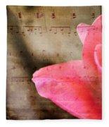 Magic Of Music Fleece Blanket