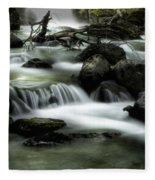 Magic Patagonia Creek Fleece Blanket