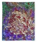 Magic Rose Fleece Blanket