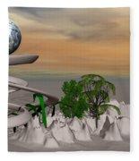 Magical Island Fleece Blanket