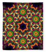 Magical Matrix  Fleece Blanket