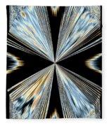 Magnetism 2 Fleece Blanket