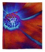 Magnolia Electric Fleece Blanket