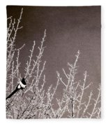 Magpie Fleece Blanket
