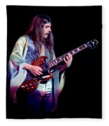 Mahogany Rush Seattle #20 Fleece Blanket