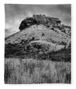 Main Caves Panorama - Drakensberg Fleece Blanket