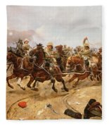 Maiwand Fleece Blanket