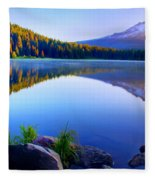 Majestic Reflection Fleece Blanket