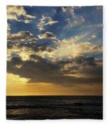 Majestic Sky Fleece Blanket