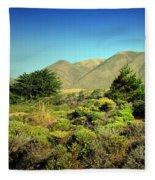 Majestic Slopes Fleece Blanket