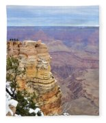 Majestic View Fleece Blanket