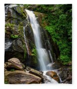 Majestic Waterfall Fleece Blanket