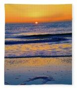Making Waves Fleece Blanket
