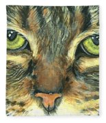 Malika Fleece Blanket