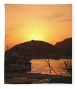 Mallorca 1 Fleece Blanket