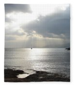 Mallorca Fleece Blanket