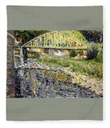 Malo Vody Fleece Blanket