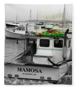 Mamosa Fleece Blanket