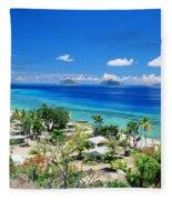 Mana Island Fleece Blanket