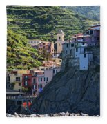 Manarola  0565 Fleece Blanket