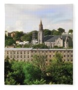 Manayunk Fleece Blanket