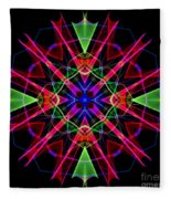 Mandala 3351 Fleece Blanket