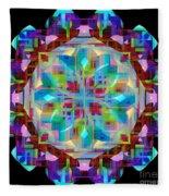 Mandala 9725 Fleece Blanket