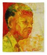 Mandela Fleece Blanket