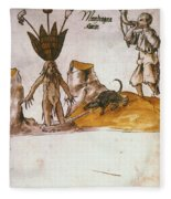 Mandrake, C1500 Fleece Blanket