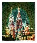 Mar-a-moscow Fleece Blanket