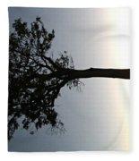 Mara Sunset Fleece Blanket